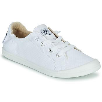 鞋子 女士 球鞋基本款 Roxy 罗克西 BAYSHORE III 白色