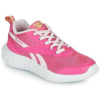 鞋子 女孩 跑鞋 Reebok 锐步 REEBOK RUSH RUNNER 3.0 玫瑰色