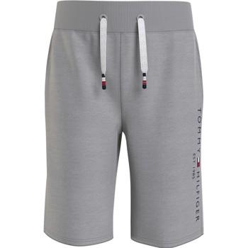 衣服 男孩 短裤&百慕大短裤 Tommy Hilfiger BAHAMA 灰色