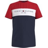 衣服 男孩 短袖体恤 Tommy Hilfiger KB0KB06534-C87 多彩