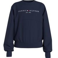 衣服 女孩 卫衣 Tommy Hilfiger KG0KG05764-C87 海蓝色