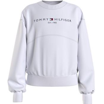 衣服 女孩 卫衣 Tommy Hilfiger THUBOR 白色