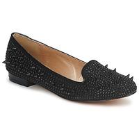 鞋子 女士 皮便鞋 Blink SICOUME 黑色