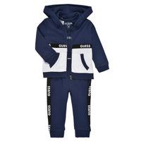 衣服 男孩 女士套装 Guess P1RG00-KA6W0-DEKB 海蓝色