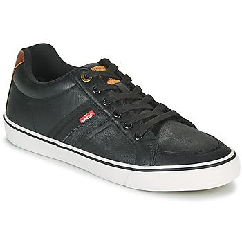 鞋子 男士 球鞋基本款 Levi's 李维斯 TURNER 黑色