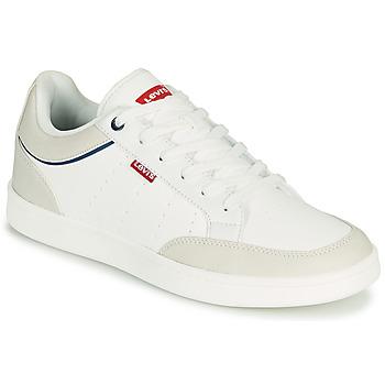 鞋子 男士 球鞋基本款 Levi's 李维斯 BILLY 2.0 白色