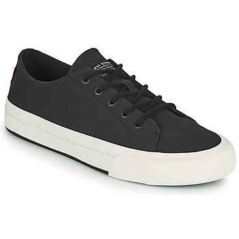 鞋子 男士 球鞋基本款 Levi's 李维斯 SUMMIT LOW 黑色