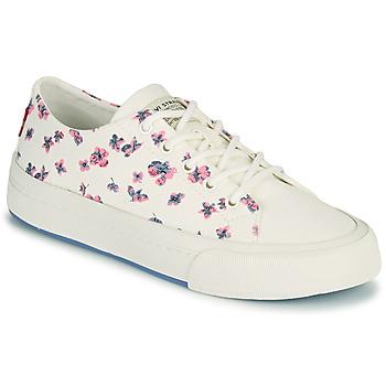 鞋子 女士 球鞋基本款 Levi's 李维斯 SUMMIT LOW S 白色