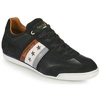 鞋子 男士 球鞋基本款 Pantofola d'oro IMOLA UOMO LOW 黑色