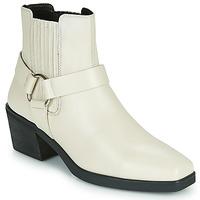 鞋子 女士 短靴 Vagabond SIMONE 白色