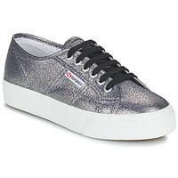 鞋子 女士 球鞋基本款 Superga 2730 LAMEW 银灰色