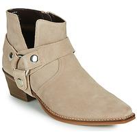 鞋子 女士 都市靴 Steve Madden 史蒂夫·马登 GOLDA 米色