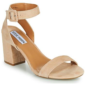 鞋子 女士 凉鞋 Steve Madden 史蒂夫·马登 MALIA 米色