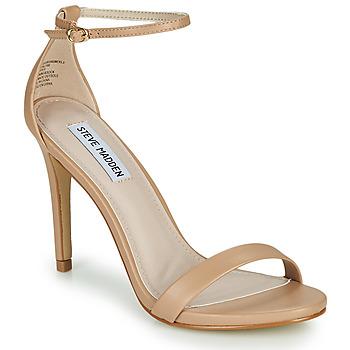 鞋子 女士 高跟鞋 Steve Madden 史蒂夫·马登 STECY 米色