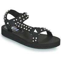鞋子 女士 凉鞋 Steve Madden 史蒂夫·马登 HENLEY-R 黑色