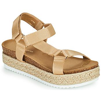 鞋子 女士 凉鞋 Steve Madden 史蒂夫·马登 KODIAK 棕色