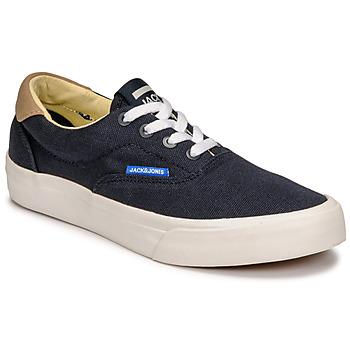 鞋子 男孩 球鞋基本款 Jack & Jones 杰克琼斯 JFW MORK 海蓝色