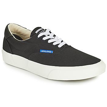 鞋子 男孩 球鞋基本款 Jack & Jones 杰克琼斯 JFW MORK 黑色