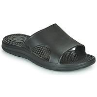 鞋子 男士 拖鞋 Isotoner MONA 黑色