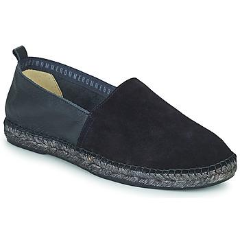 鞋子 男士 帆布便鞋 Selected 思莱德 AJO NEW MIX 海蓝色