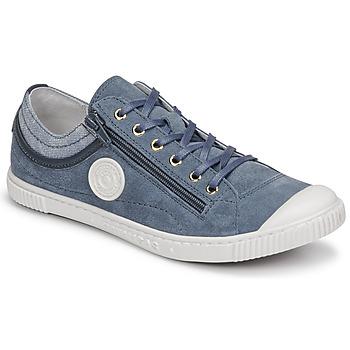 鞋子 女士 球鞋基本款 Pataugas BISK/MIX F2E 蓝色