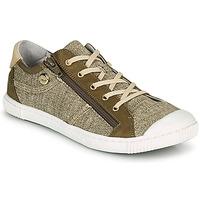 鞋子 女士 球鞋基本款 Pataugas BOMY F2G 金色 / 卡其色