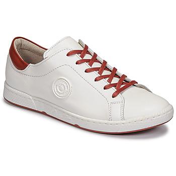 鞋子 女士 球鞋基本款 Pataugas JAYO F2G 白色 / Terracota