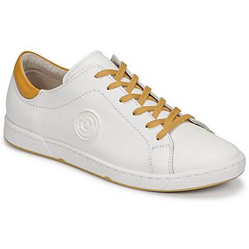 鞋子 女士 球鞋基本款 Pataugas JAYO F2G 白色 / 驼色