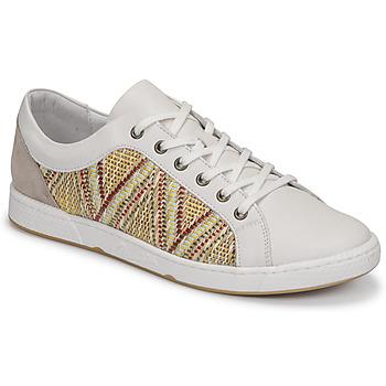 鞋子 女士 球鞋基本款 Pataugas JOHANA F2E 浅米色 / 卡其色