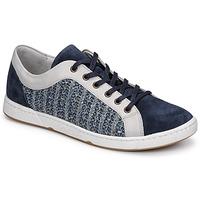 鞋子 女士 球鞋基本款 Pataugas JOHANA F2E 海蓝色