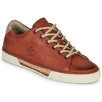鞋子 女士 球鞋基本款 Pataugas LUCIA/N F2G Terracotta