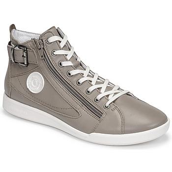 鞋子 女士 高帮鞋 Pataugas PALME/N F2E 灰褐色