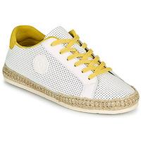 鞋子 女士 帆布便鞋 Pataugas PALOMA F2F 白色 / 黄色