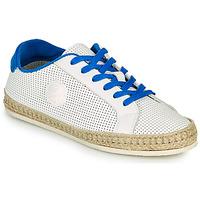 鞋子 女士 帆布便鞋 Pataugas PALOMA F2F 白色 / 蓝色