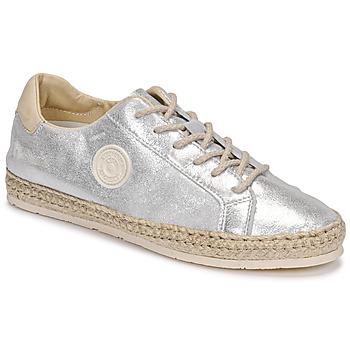 鞋子 女士 帆布便鞋 Pataugas PAM/M F2E 银灰色