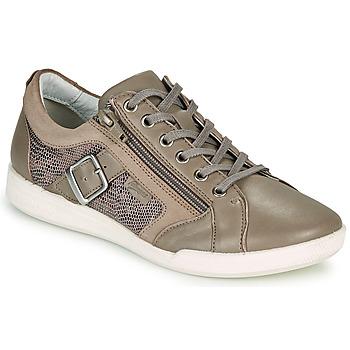 鞋子 女士 球鞋基本款 Pataugas PAULINE/S F2F 灰褐色