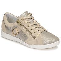 鞋子 女士 球鞋基本款 Pataugas PAULINE/T F2G 米色 / 金色