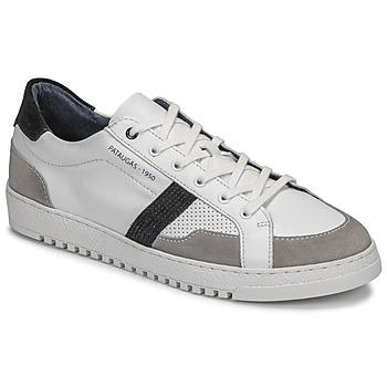 鞋子 男士 球鞋基本款 Pataugas MARCEL H2G 白色 / 海蓝色