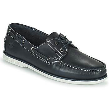 鞋子 男士 船鞋 Lumberjack NAVIGATOR 海蓝色