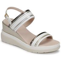 鞋子 女士 凉鞋 Lumberjack ELAINE 白色 / 米色