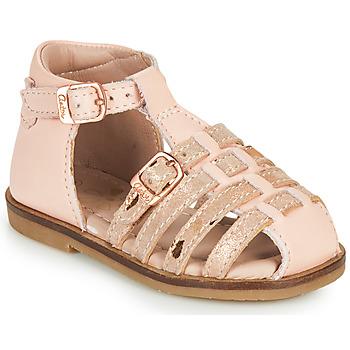 鞋子 女孩 凉鞋 Aster NINI 玫瑰色