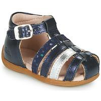 鞋子 女孩 凉鞋 Aster OFILIE 海蓝色