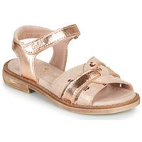 鞋子 女孩 凉鞋 Aster TAWA 玫瑰色