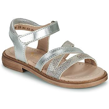 鞋子 女孩 凉鞋 Aster TESSIA 银灰色