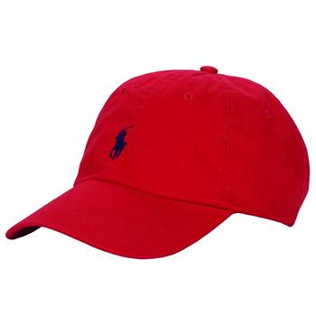 纺织配件 男士 鸭舌帽 Polo Ralph Lauren HSC01A CHINO TWILL 红色