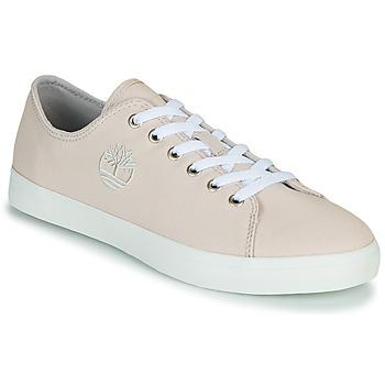 鞋子 男士 球鞋基本款 Timberland 添柏岚 UNION WHARF LACE OXFORD WIND CHIME 灰色