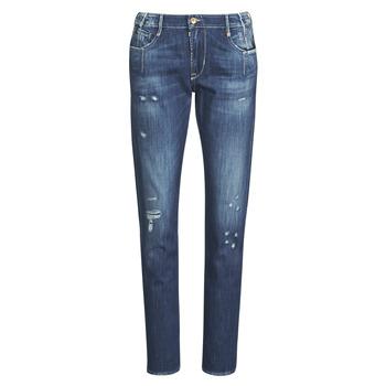 衣服 女士 女士Boyfriend牛仔裤 Le Temps des Cerises 200/43 LIOR 蓝色