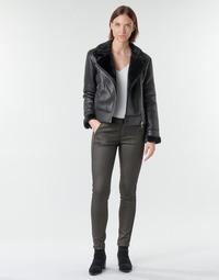 衣服 女士 多口袋裤子 Le Temps des Cerises ANDREA 黑色