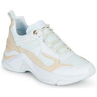 鞋子 女士 球鞋基本款 Tommy Hilfiger FASHION WEDGE SNEAKER 白色