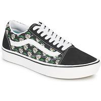 鞋子 女士 球鞋基本款 Vans 范斯 COMFYCUSH OLD SKOOL 黑色 / 白色